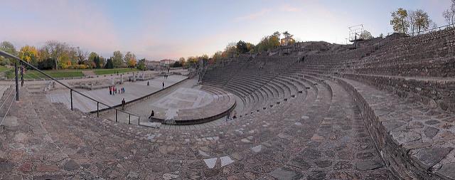 Théâtre antique de Fourvière (Lyon)