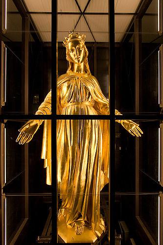 Statue de Notre-Dame de Fourvière