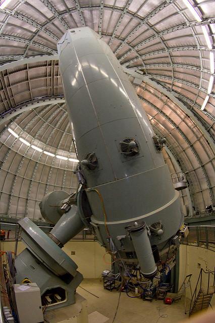 Télescope de 193cm de l'Obs de Haute-Provence