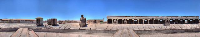 Rotonde de Baquedano