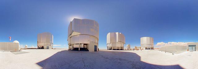 Observatoire Cerro Paranal