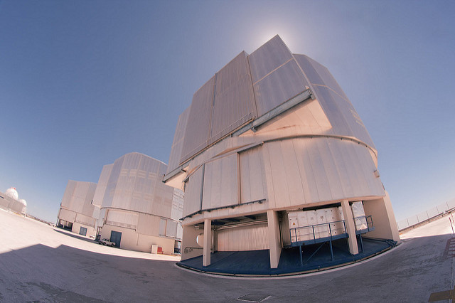 Observatoire Cerro Paranal (VLT)