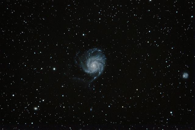 Galaxie du Moulinet (M101)