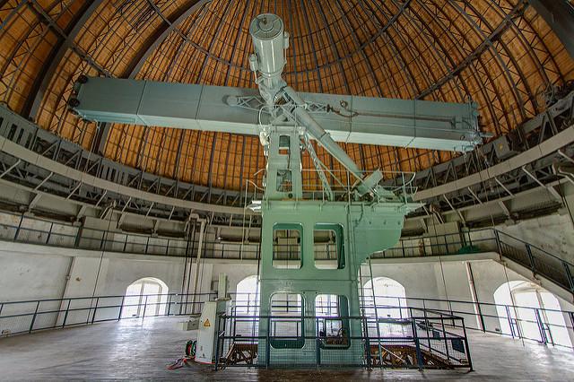 Grande Lunette de l'Observatoire de Meudon